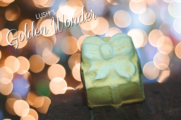 Lush's Golden Wonder – Review
