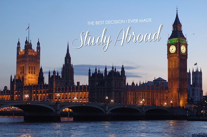The Best Decision I Ever Made: to Study Abroad
