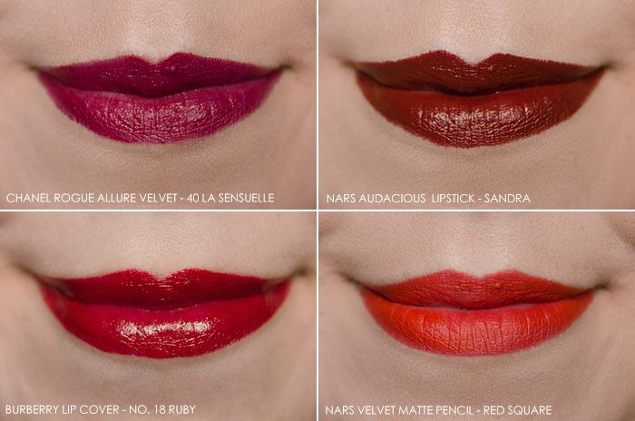 NYC Lipsticks