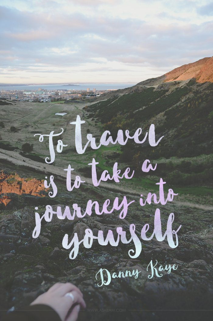 To Inspire Tuesday – Journey Into Yourself
