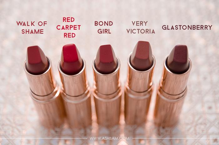 1514572fc The Lipstick Diaries  Charlotte Tilbury Matte Revolution Lipstick ...