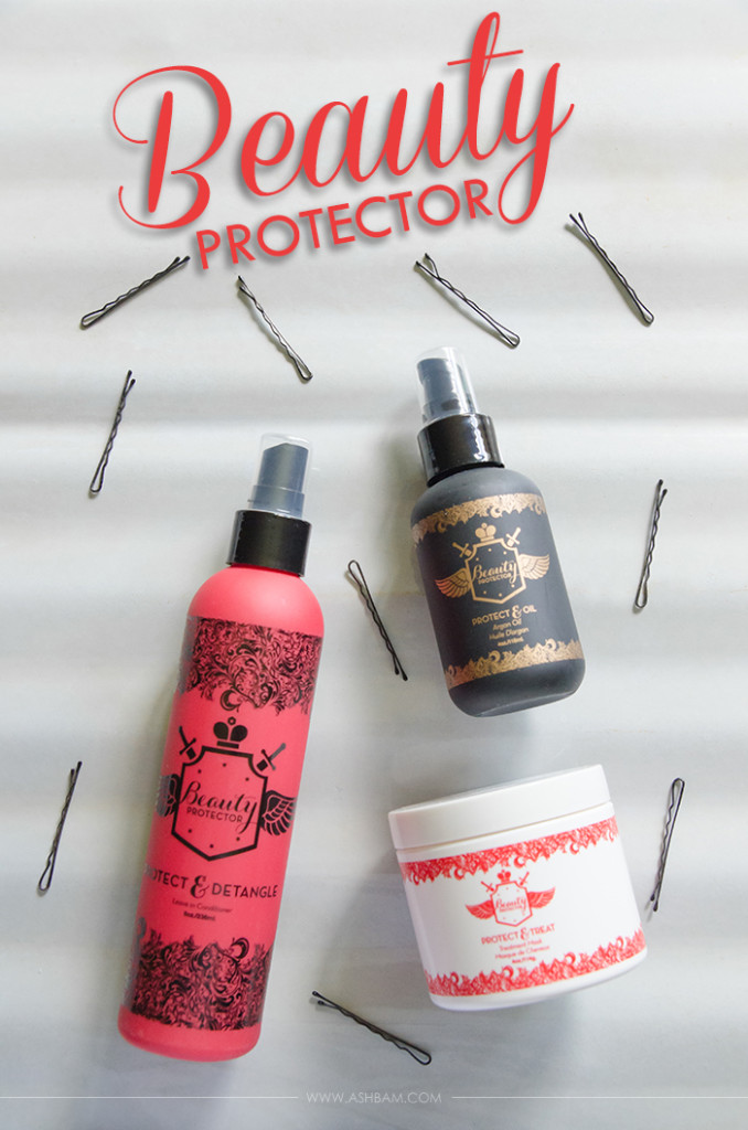 Healthy Hair with Beauty Protector