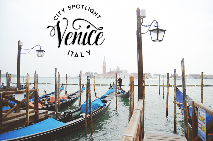 City Spotlight: Venice, Italy