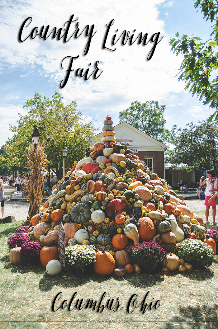 Country Living Fair – Columbus, Ohio 2015