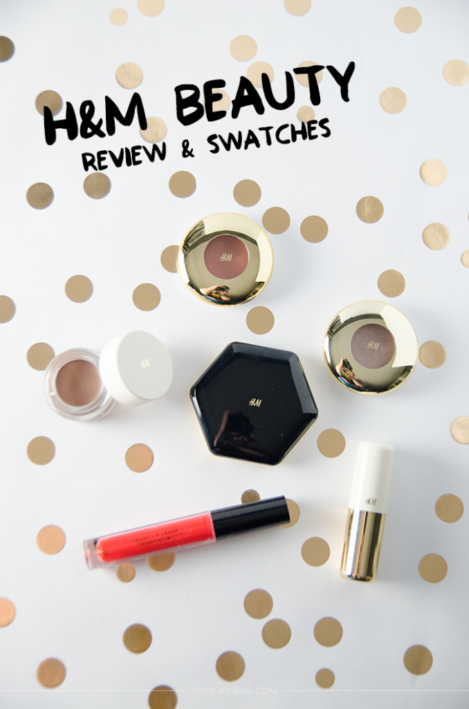 H&M Beauty – Review & Swatches