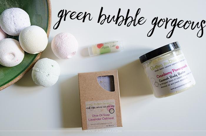 Green Bubble Gorgeous – Review