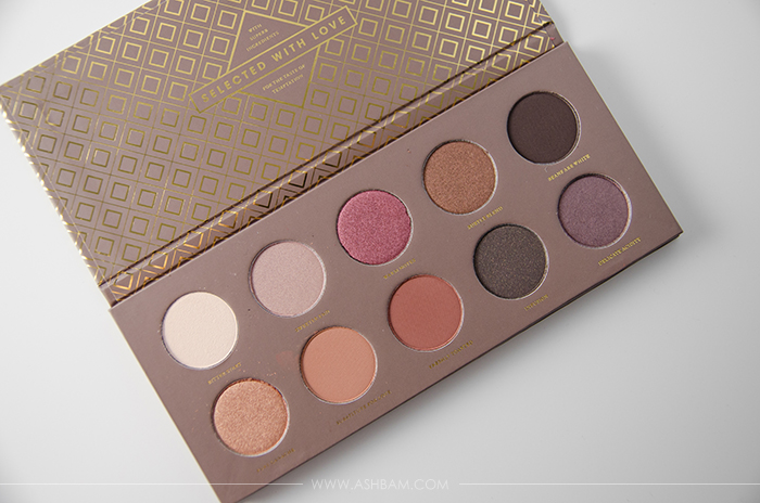 Zoeva Cocoa Blend Palette - Review & Swatches