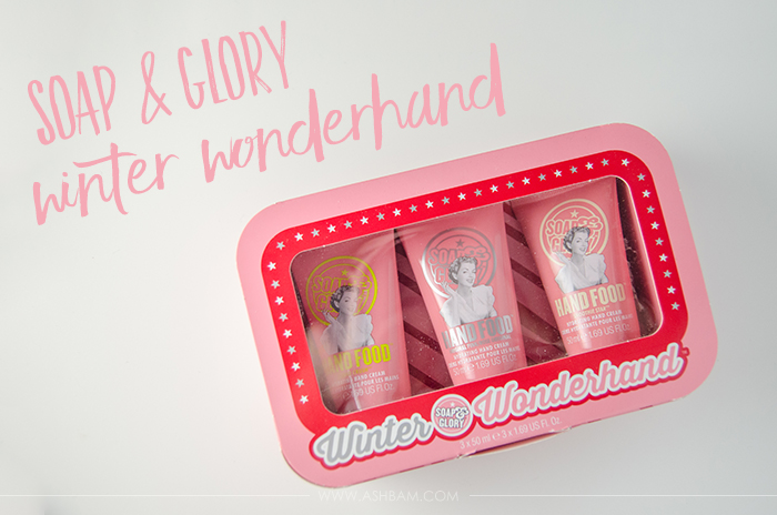 Soap & Glory – Winter Wonderhand Gift Set