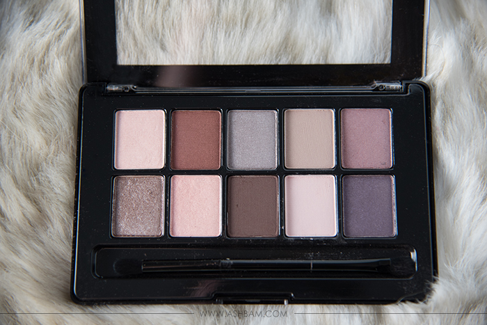 Revlon Not Just Nudes Palette