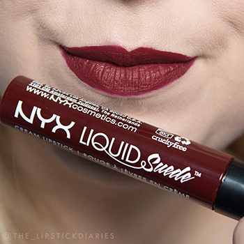 NYX Liquid Suede – Cherry Skies
