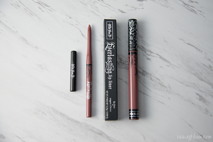 Kat Von D Everlasting Lip Liner – Review & Swatches
