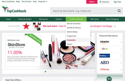 The best way to shop – My review of TopCashback